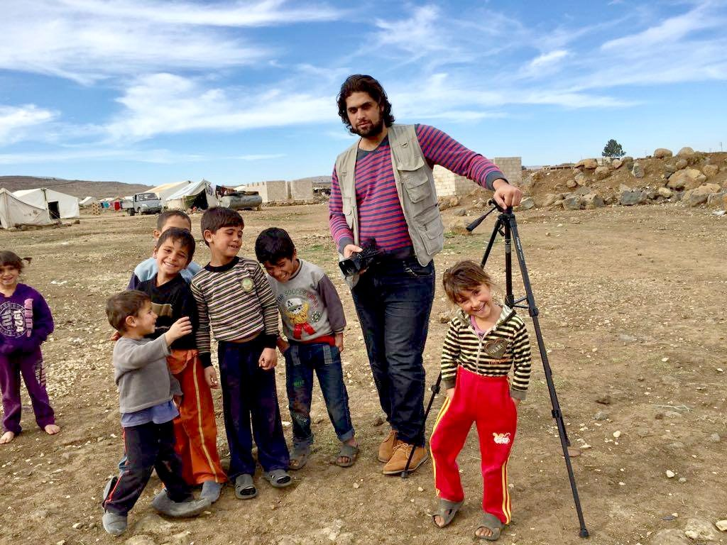 Personal Archive - Quneitra, southern Syria Refugee Camp