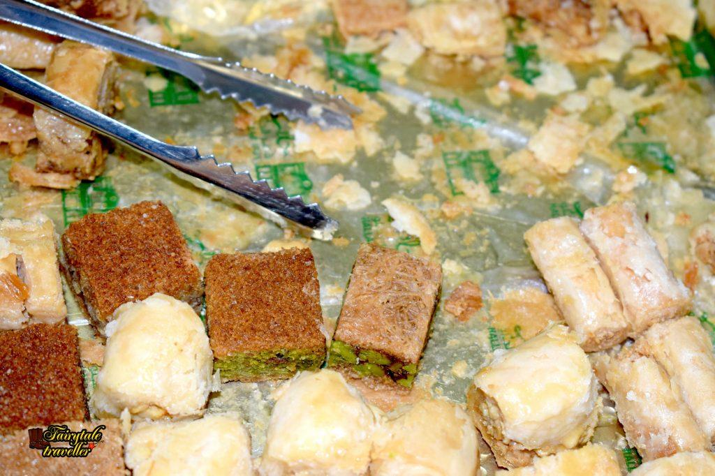 Lebanon sweets