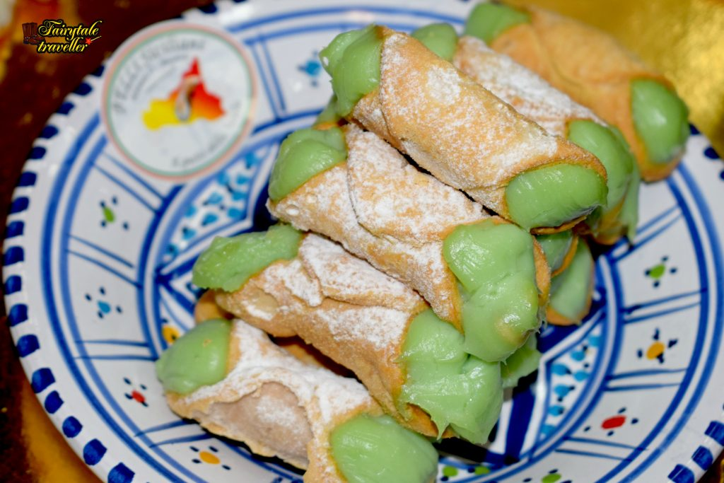 Traditional Sicilian Sweets