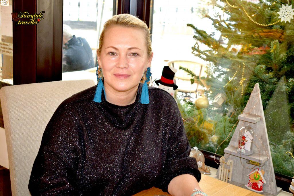 Yvette Larsson, Bucharest, December 2017