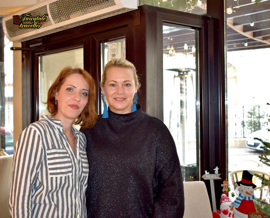 In Bucharest, interview taken in December 2018