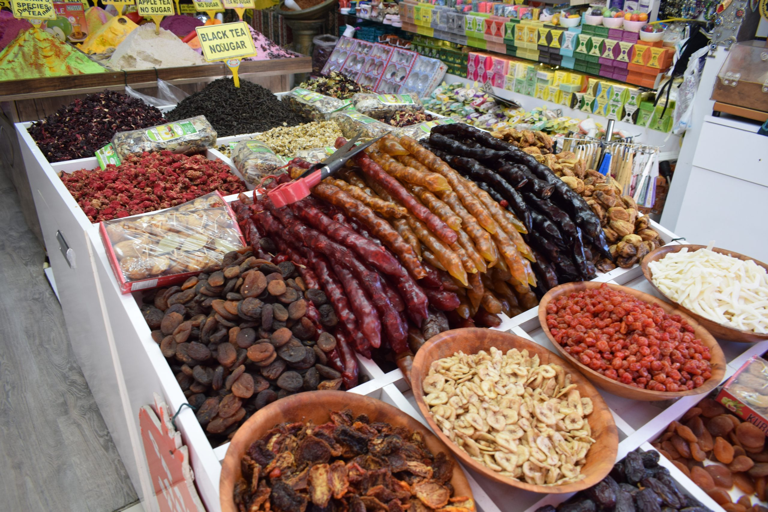 Traditional Turkish delights