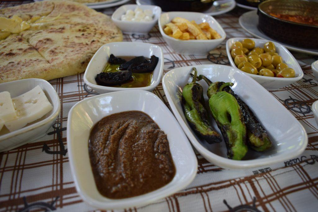 Village breakfast in Çakırlar