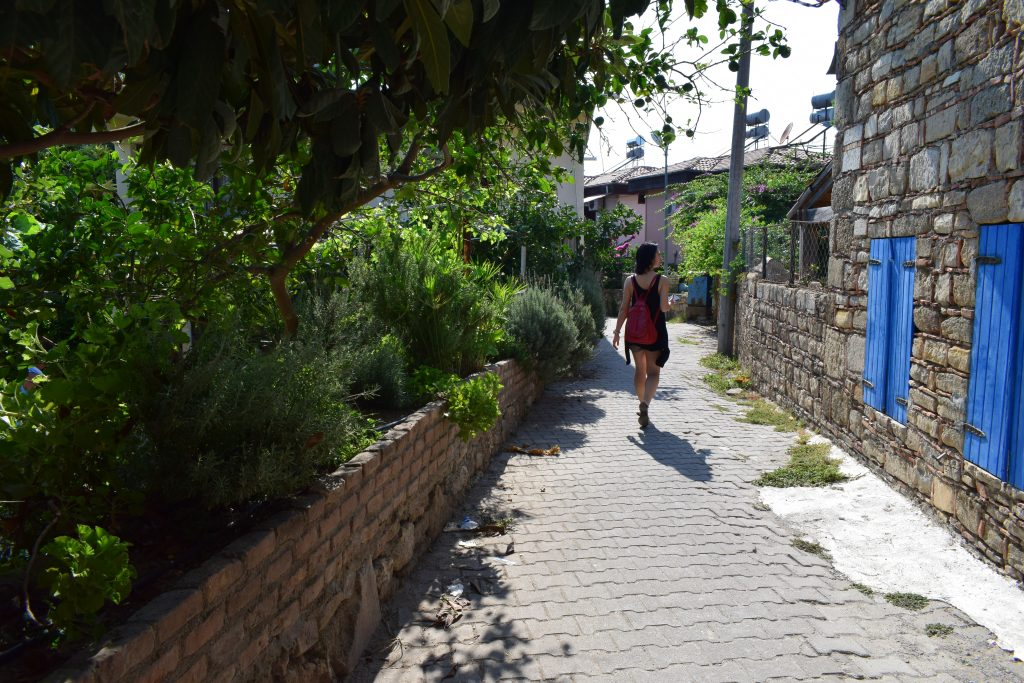 Discovering the small villages